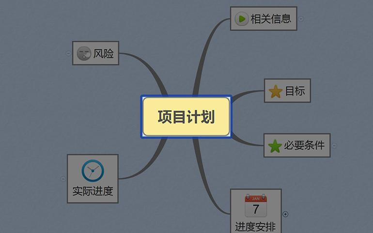 思维导图 XMind 8 Update 8 Pro 中文破解版-第4张图片-分享者 - 优质精品软件、互联网资源分享