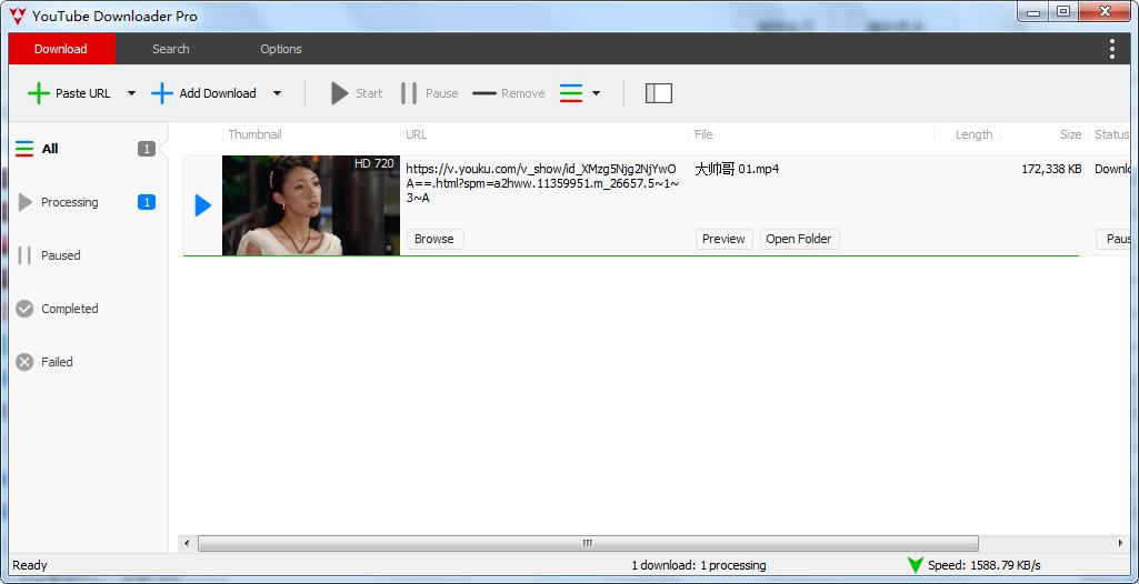 YouTube Downloader Pro 6.12.6破解版|视频下载器-第1张图片-分享者 - 优质精品软件、互联网资源分享