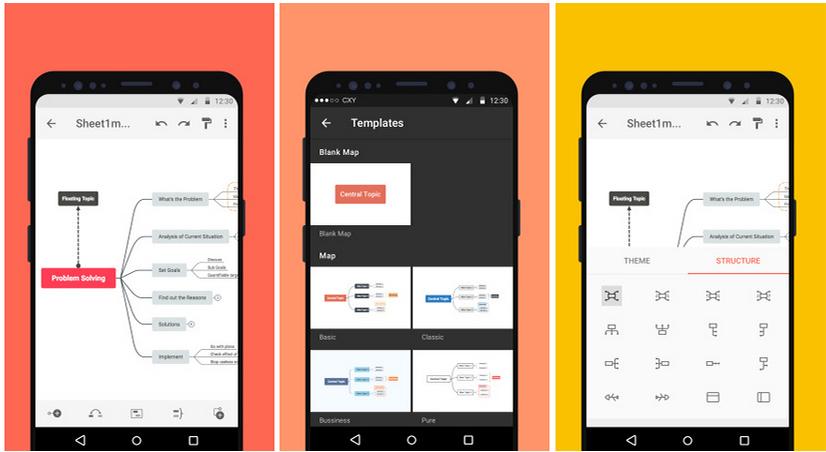 思维导图安卓版 XMind Pro v1.5.0 内购解锁版-第1张图片-分享者 - 优质精品软件、互联网资源分享