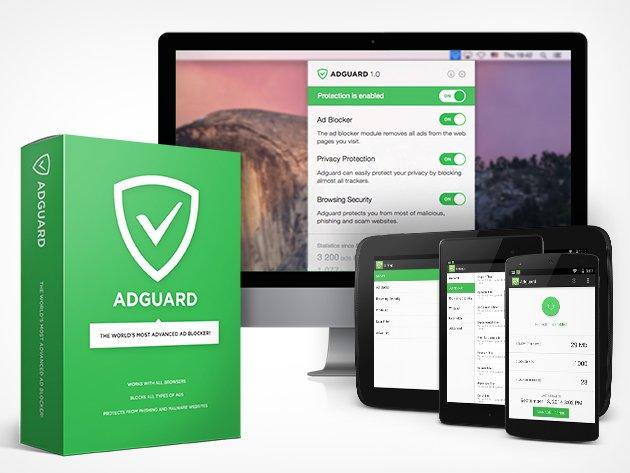 去广告大杀器 AdGuard Premium v3.2.118-第1张图片-分享者 - 优质精品软件、互联网资源分享