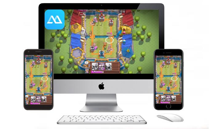 安卓/苹果投屏工具 Apowersoft ApowerMirror 1.4.6 中文破-第1张图片-分享者 - 优质精品软件、互联网资源分享