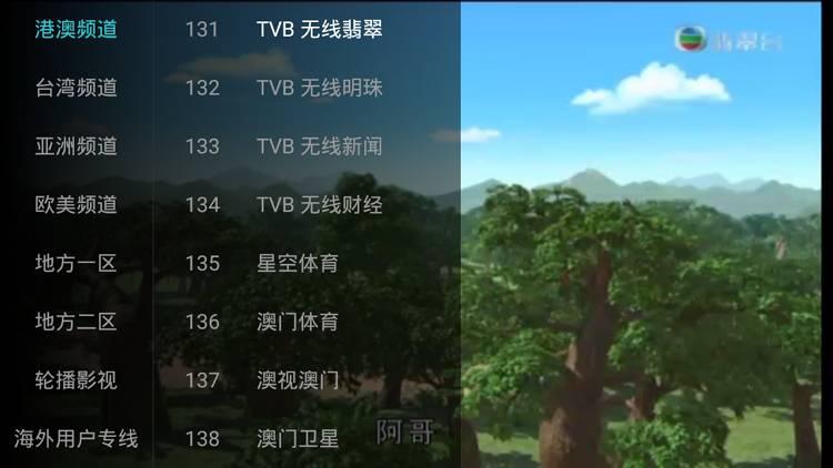 大视界tv 去限制版 解锁密码频道-第3张图片-分享者 - 优质精品软件、互联网资源分享