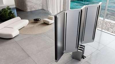 全球首款可折叠165英寸电视