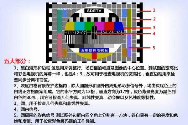 冷知识   电视停台时为什么会出现彩色图案?-第2张图片-分享者 - 优质精品软件、互联网资源分享