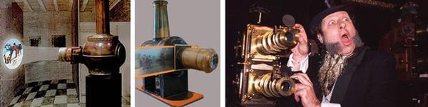 冷知识 | 历史上第一台投影仪长啥样?-第1张图片-分享者 - 优质精品软件、互联网资源分享